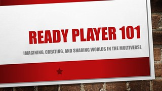 Ready Player 101 Playground | by que.jinn