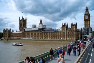 House of Parliament from Westminster Bridge | by Jürgen Fabian Fotografie