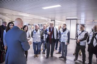 ITALY - Increasing citizens' security across the South-Mediterranean area ITALIE - Accroître la sécurité des citoyens dans la région du sud de la Méditerranée - إيطاليا- تعزيز أمن المواطنين عبر منطقة جنوب المتوسّط