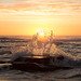 0D6A0882 - Bar Beach Sunrise by Stephen Baldwin Photography
