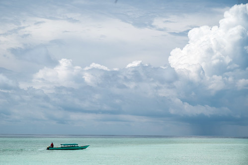 Typical Raja Ampat weather | by Laura Jacobsen