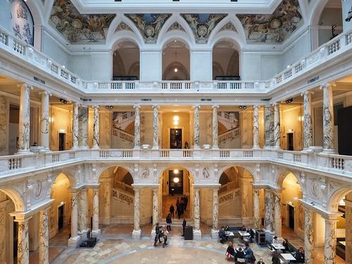 Weltmuseum Wien | by NoDurians