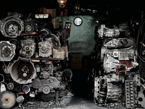 Used auto parts factory | by Sat Sue
