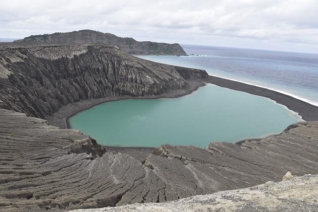 NASA Shows New Tongan Island Made of Tuff Stuff, Likely to Persist Years