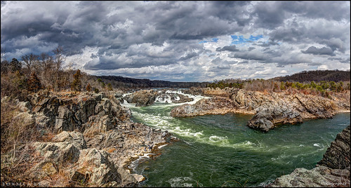 Great Falls / Potomac River | by Nikographer [Jon]