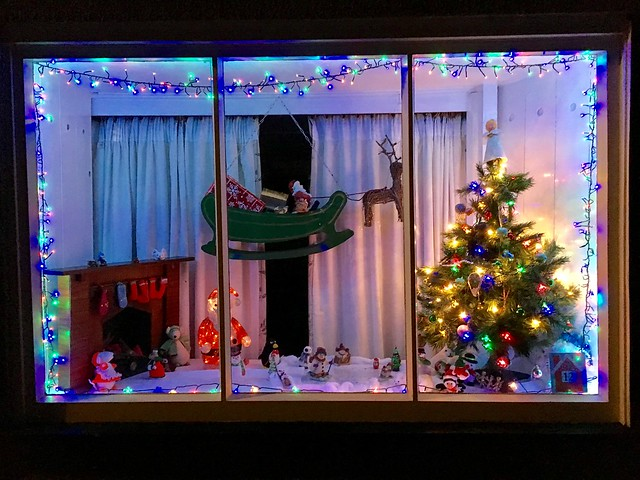 Lostwithiel Advent Window