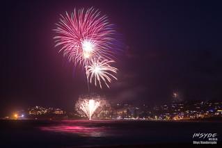 Terrigal NYE Fireworks - NSW, Australia | by Rhys Vandersyde
