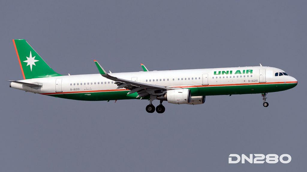 Uni Air A321-211
