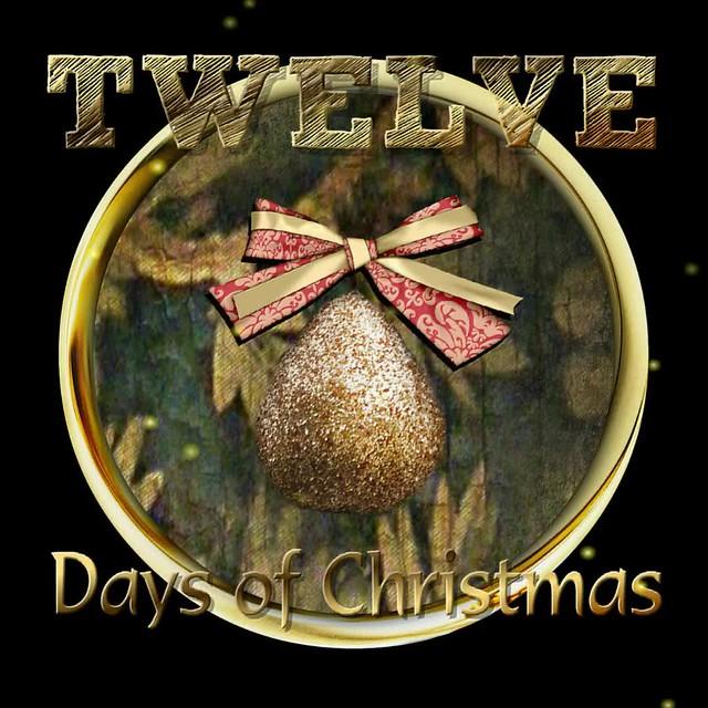 12 days of Christmas . . .