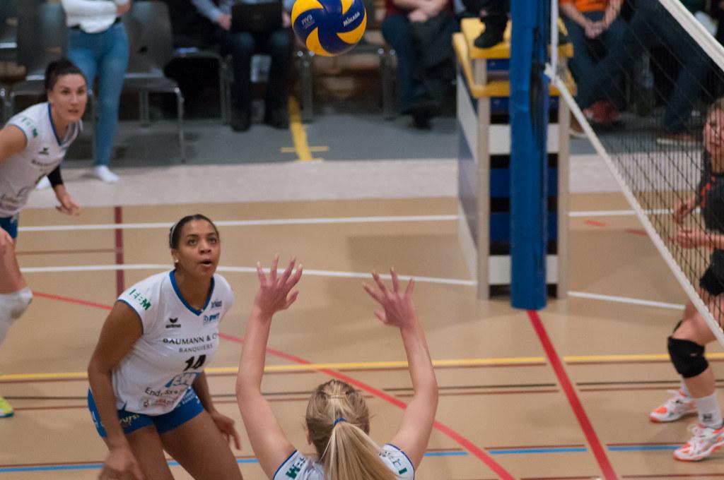 Cup Achtelfinale NLB vs Sm'Aesch Pfeffingen