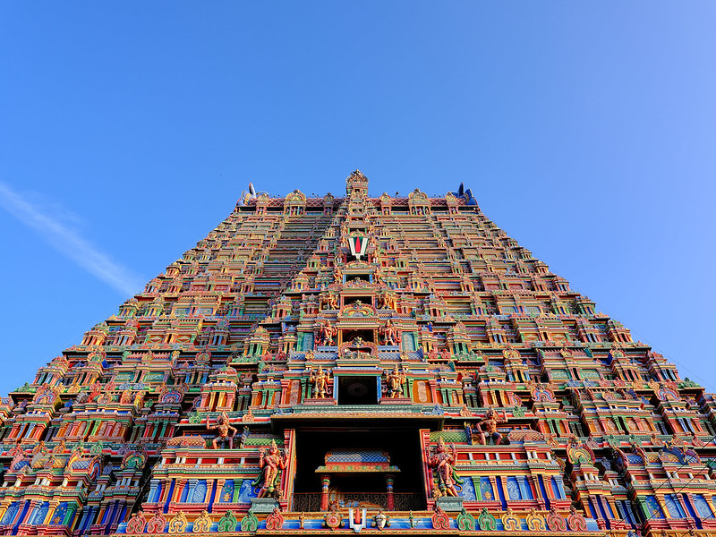 Raja Gopuram.