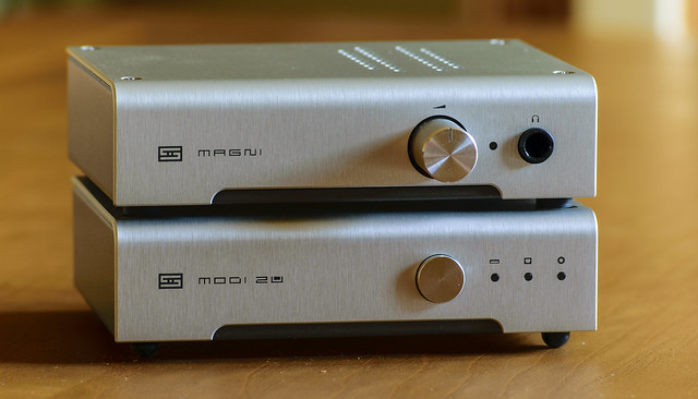 Schiit Magni 3 and Modi 2 Uber
