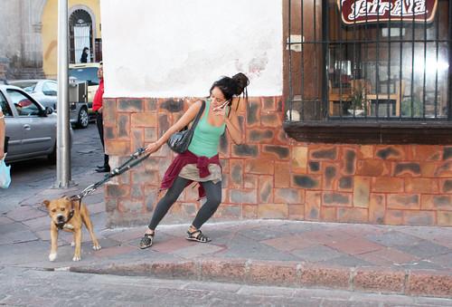 De paseo en Querétaro