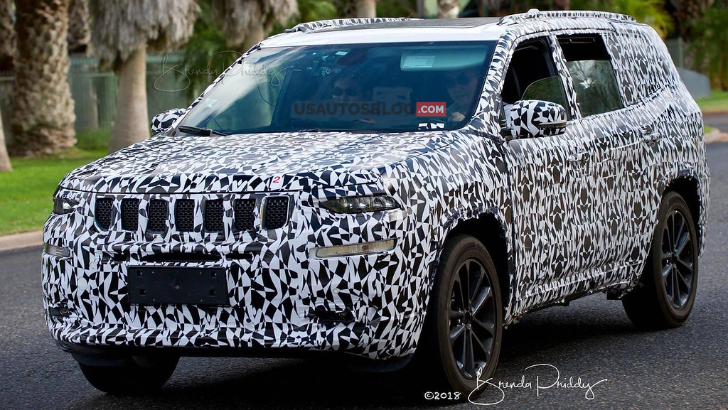 2020 Jeep Grand Wagoneer Redesign And Price The Resurgence