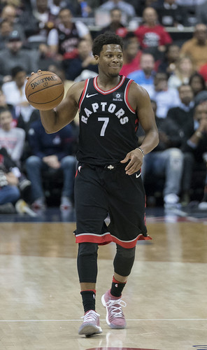 Kyle Lowry | by KA Sports Photos
