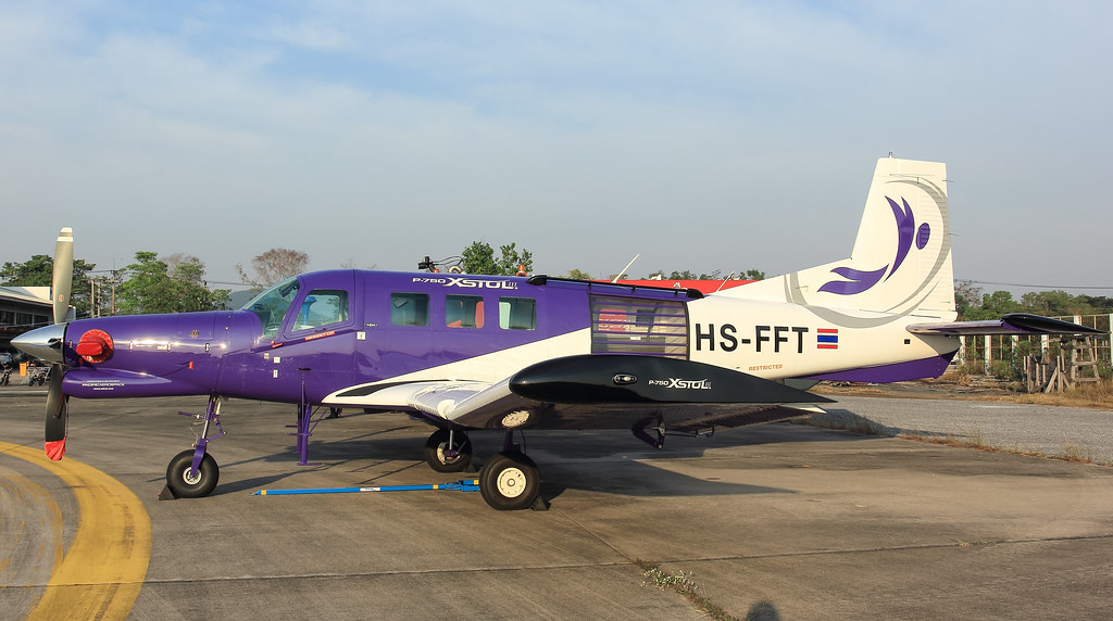 HS-FFT PAC 750XL at U-Tapao | Prestwick Pioneer | Flickr