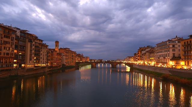 FIRENZE by NIGHT!