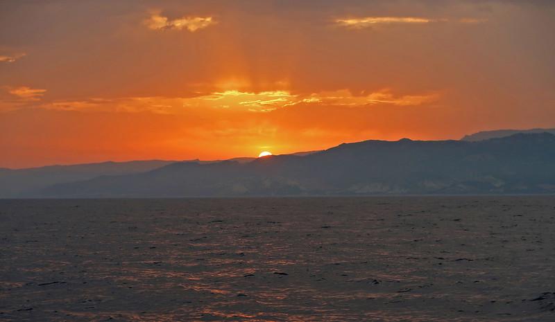 On the way to Greece / Corfu