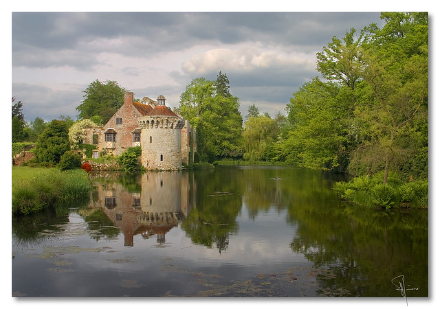 Scotney Castle - by John Runions