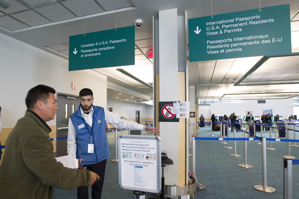 CBP International Travel Preclearance Operations in Canada