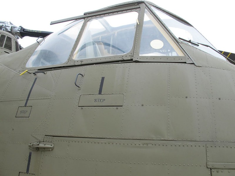 Sikorsky CH-37B Mojave-9