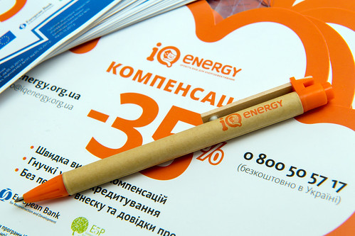 IQ energy, Ukraine