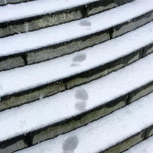 #rouen #neige #rouenneige
