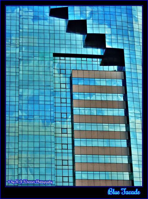 Blue Facade 01