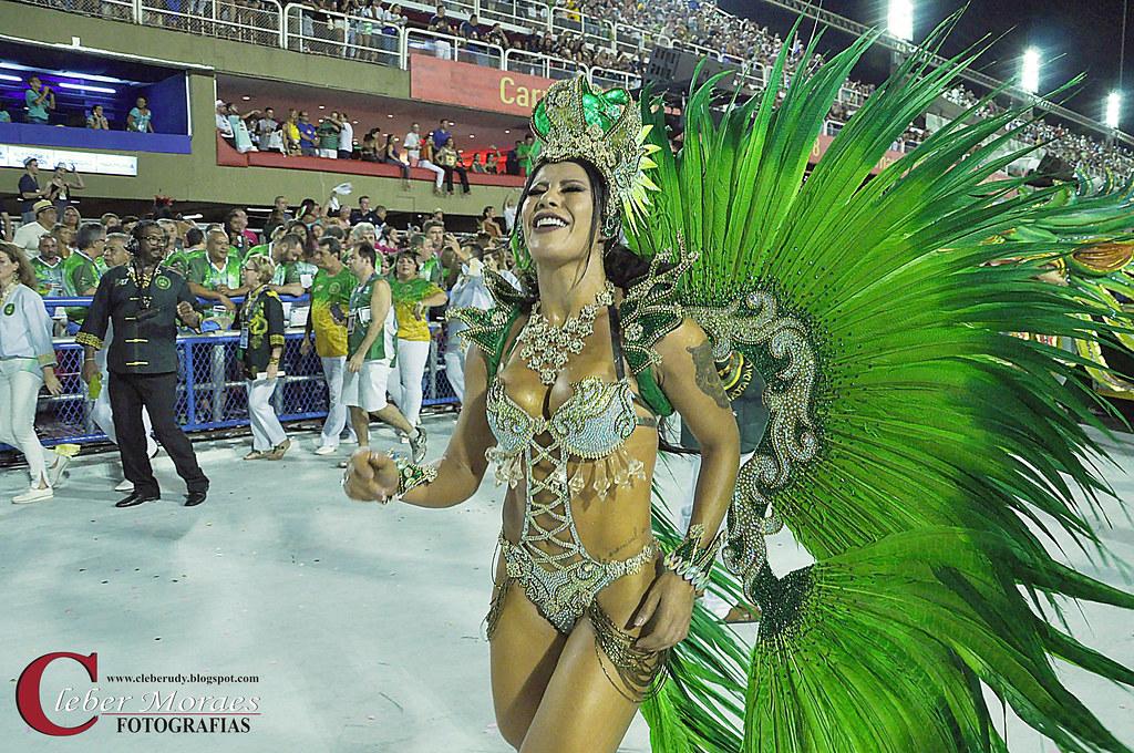 G. R. E. S. Império Serrano 3668 Carnaval 2018 - Rio de Janeiro - RJ - Brasil