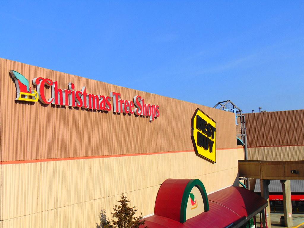 Christmas Tree Shop Best Buy Holyoke Mall Jjbers Flickr