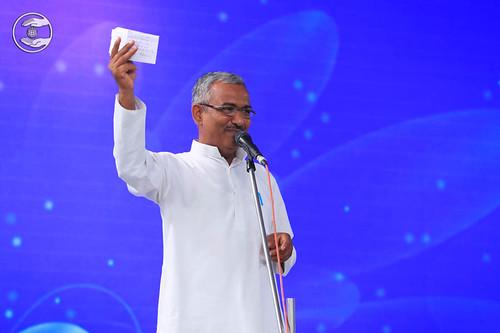 Bhojpuri poem by Lalmani Yadav from Andheri
