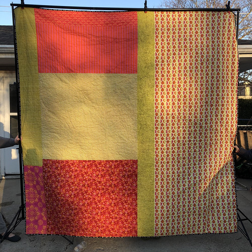 Scrappy Plus Back | by Grey Cat Quilts