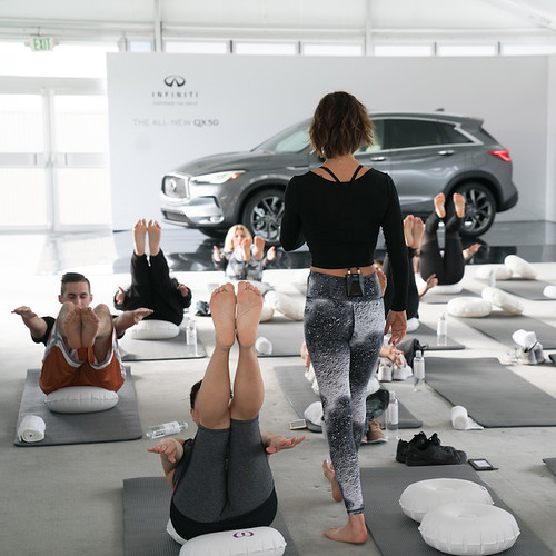 2019 INFINITI QX50: Progressive, Luxury Focused Techniques Photo