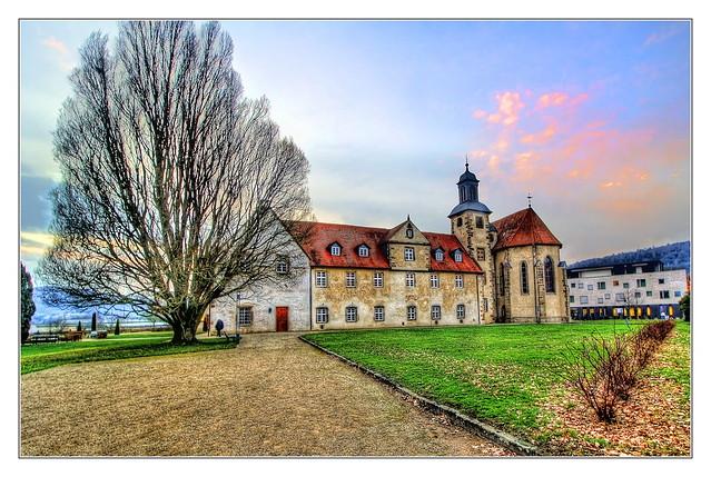 Morschen - Kloster Haydau 04