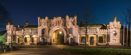 Naarden Vesting  - Utrechtse poort