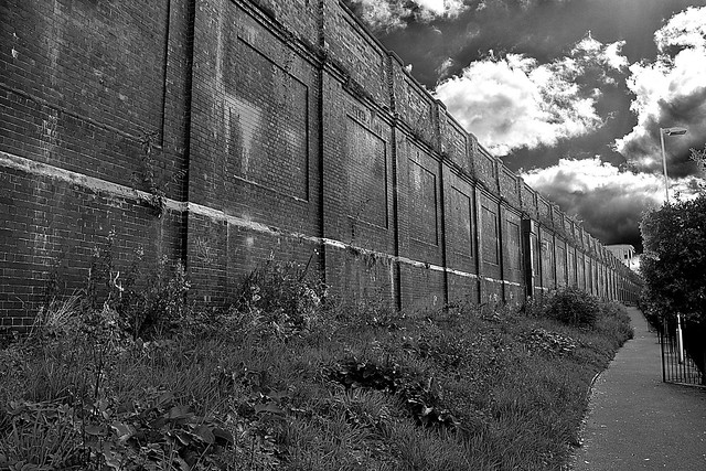 The Wall, Wolverhampton Railway Station.
