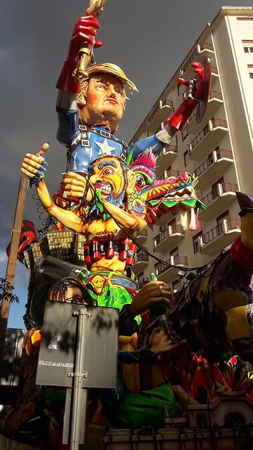 Carnevale di Sciacca Agrigento Sicilia