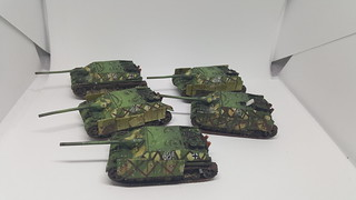 Panzers IV L/70 | by Salvor Miniatures