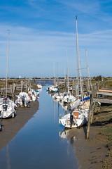 Port de la Couarde - île de ré