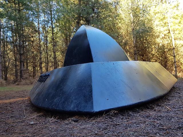 UFO Trail - Rendlesham Forest