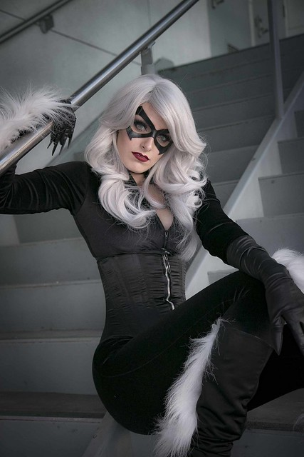 WonderCon 2017: Black Cat