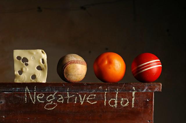 Negative Idol