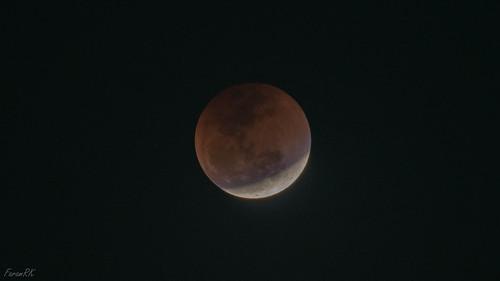 31jan2018 bluemoon lunareclipse supermoon totallunareclipse ahmedabad gujarat india in