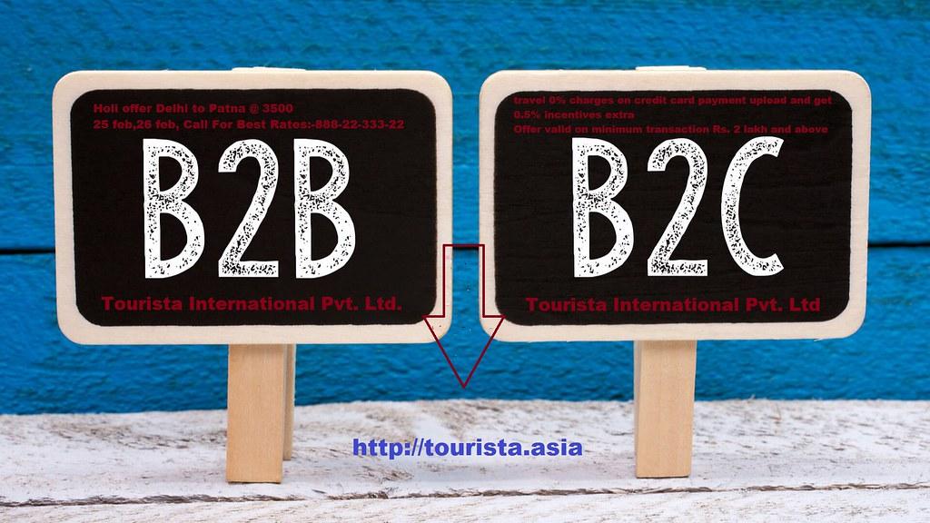 B2b Online Travel Agency | Holi offer Delhi to Patna @ 3500