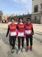 I'm training for Milano Marathon