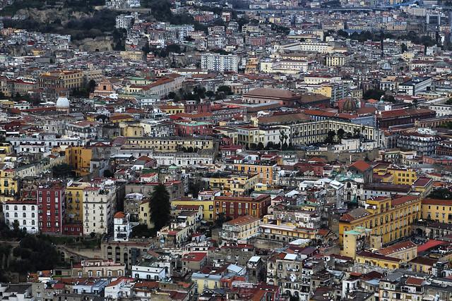 Naples overlook