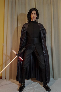 Supreme Leader Kylo Ren - Alex