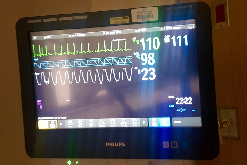 Hospital Monitor   Christopher Porter   Flickr