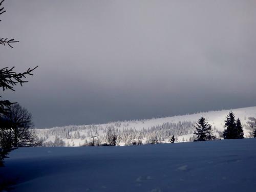 winter snow slovakia donovaly