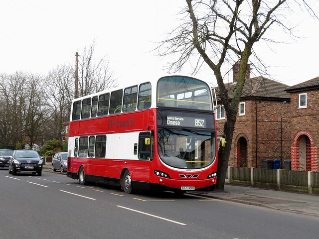 MP Travel K573 RRH Warrington